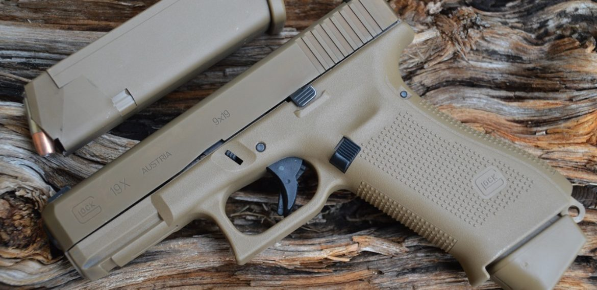 Glock introduces military-inspired crossover G19X pistol