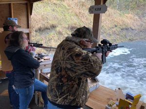 Cabela's Abbotsford Staff Range Day