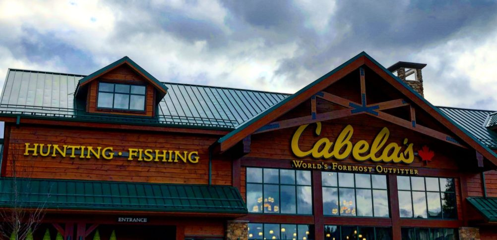 Cabela's Abbotsford Firearms & Hunting Courses & New Store Course on