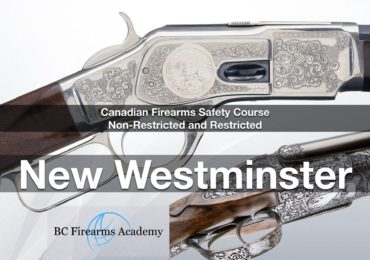 PAL Course Canadian Firearms & Restricted Safety Course JIBC Dec 28/29