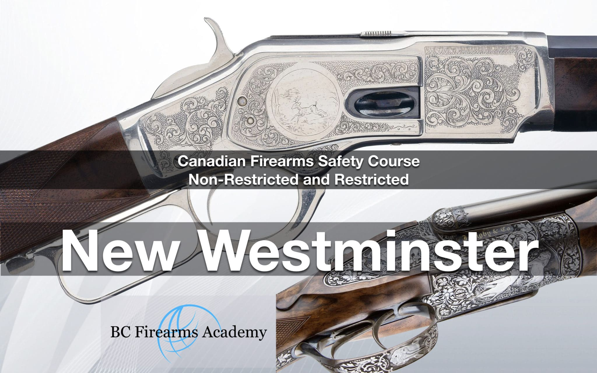 PAL Course Canadian Firearms & Restricted Safety Course JIBC New Westminster Mar 2/3 Sat/Sun