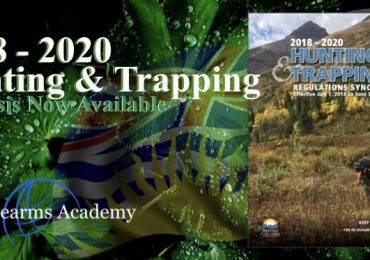 2018 – 2020 Hunting & Trapping Regulations Synopsis Now Available