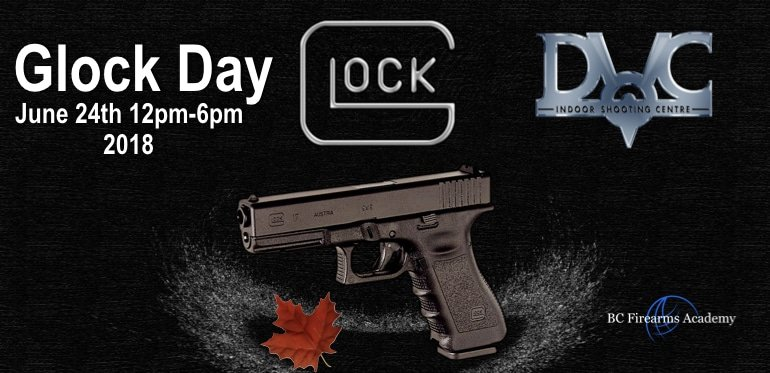 Glock Day June 24th, 2018