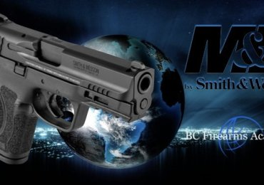 The M&P M2.0 Pistol Canada BC Firearms Academy Canada