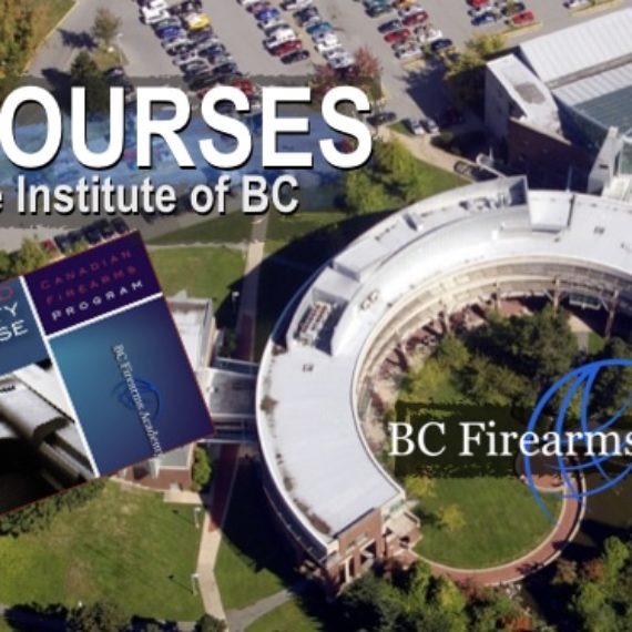 PAL Courses in New Westminster at The Justice Of British Columbia ( Canadian Firearms Safety Course CFSC )
