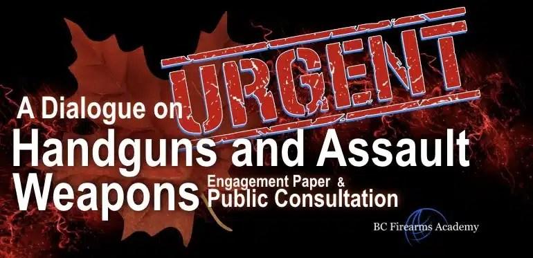 Reducing violent crime: A dialogue on handguns and assault weapons 2018