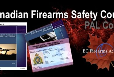 Canadian Firearms Safety Course ( CFSC )