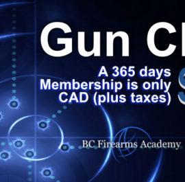 BC Firearms Academy Gun Club