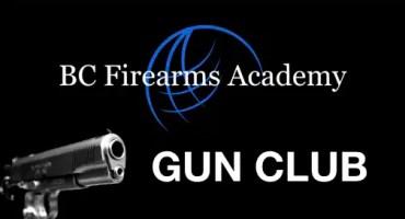 Gun Club Membership To Transfer Restricted Rifles and Handgun