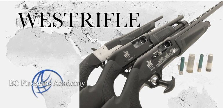 WESTRIFLE Shotguns at BC Firearms Academy