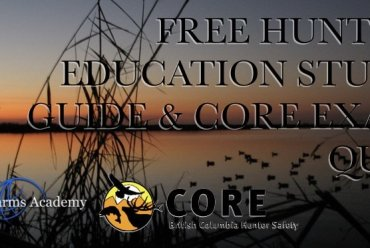 Free Hunter Education Study Guide & CORE Exam Quiz