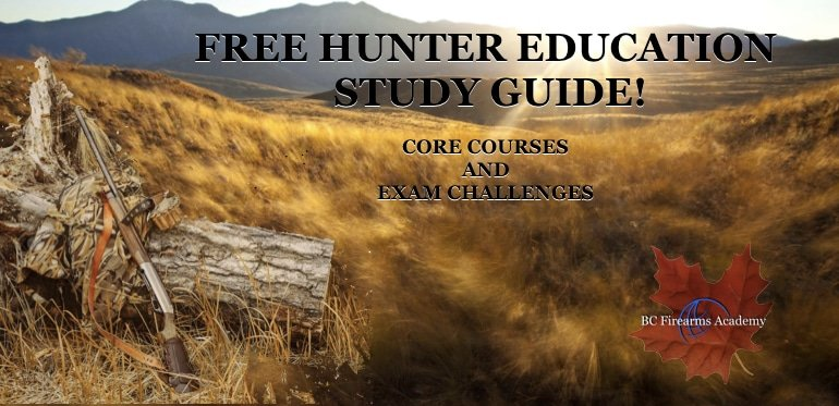 Free-Hunter-Education-Study-Guide