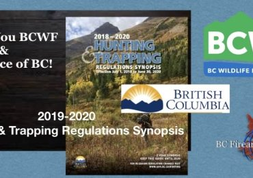 Thank You BCWF From BC Firearms Academy!