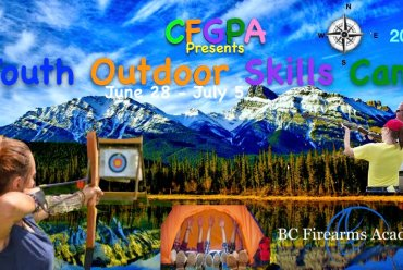 Kids' Outdoor Skills Camp by Chilliwack F&GPA is Coming!