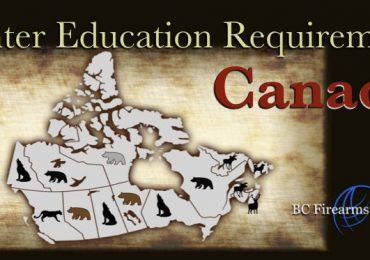 Hunter Education Requirements Canada by Province