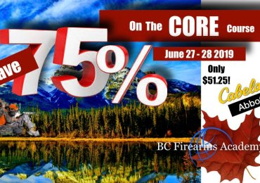 Time is Running Out for our 75% off CORE Promo!