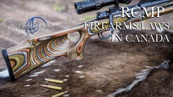 Canadian Firearm Program Plain English guide to the firearms laws in Canada