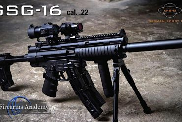 GSG-16 .22LR Non-Restricted