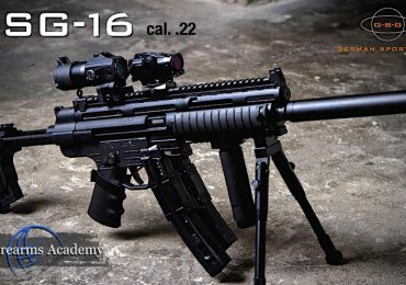 GSG-16 .22LR Non-Restricted