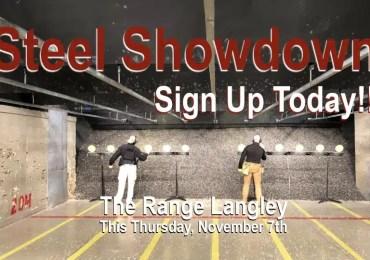 Steel Showdown this Thursday November 7th 2019
