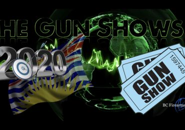 BC Gun Shows 2020