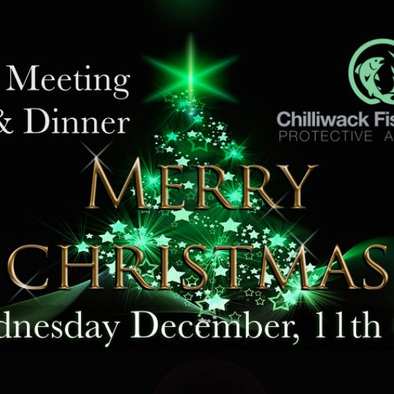 General Meeting and Christmas Feast this Wednesday December 2019