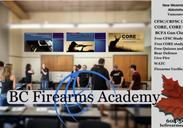 More 5-Star Reviews for BC Firearms Academy