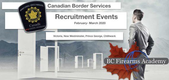 CBSA Recruiting Events in B.C.