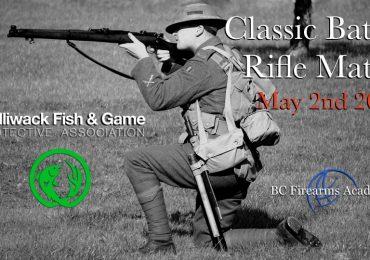 Classic Battle Rifle May 2nd 2020