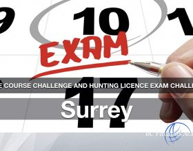 CORE Hunting License Exam Challenge: Surrey Wednesday July 15