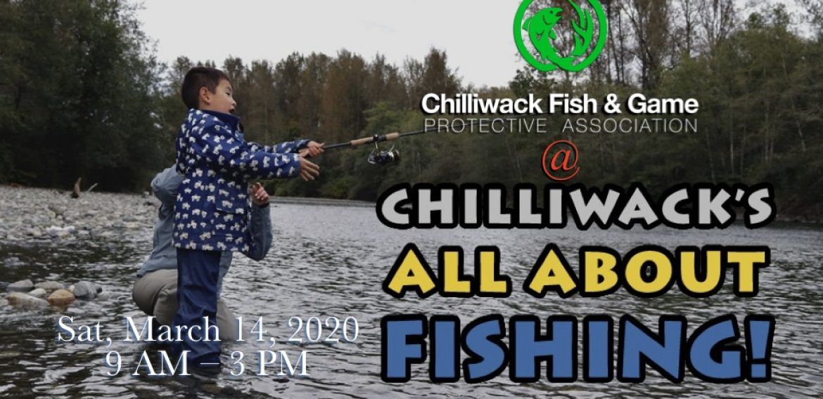 Chilliwack's All About Fishing 2020