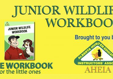 JUNIOR WILDLIFE WORKBOOK from AHEIA
