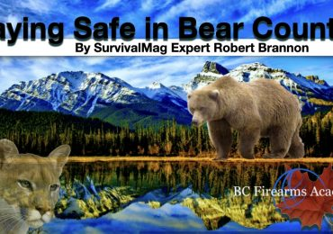 Going to Bear Country?
