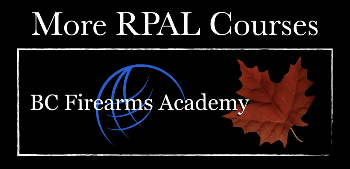 RPAL Courses Add in Surrey