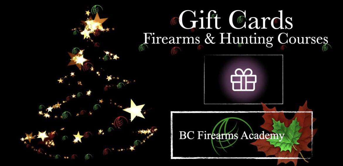 Gift a Firearms and Hunting License Training Course