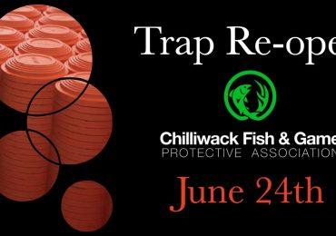 Trap Re-open June 24th 2020 CFGPA