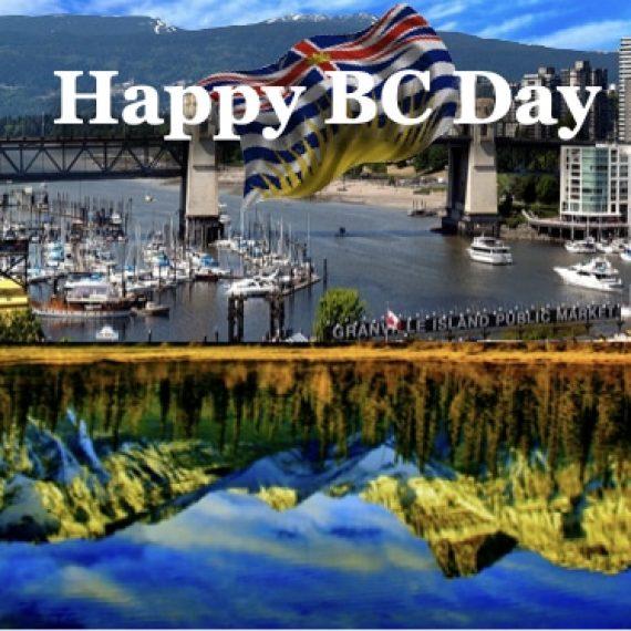 Happy BC Day 2020!