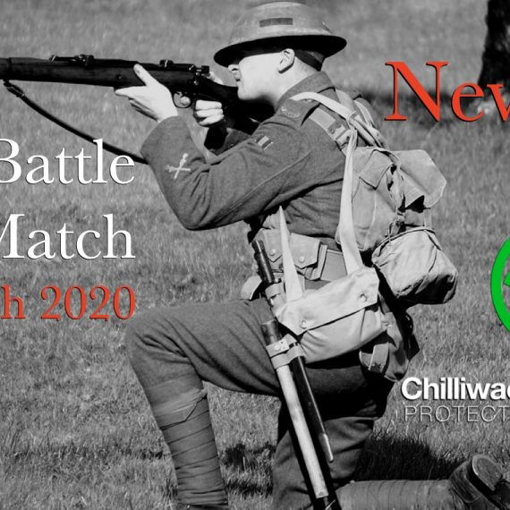 New Date Classic Battle Rifle Match August 30th 2020