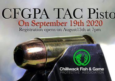 TAC Pistol at CFGPA September 19th