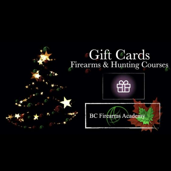 BC Firearms Academy Gift Cards