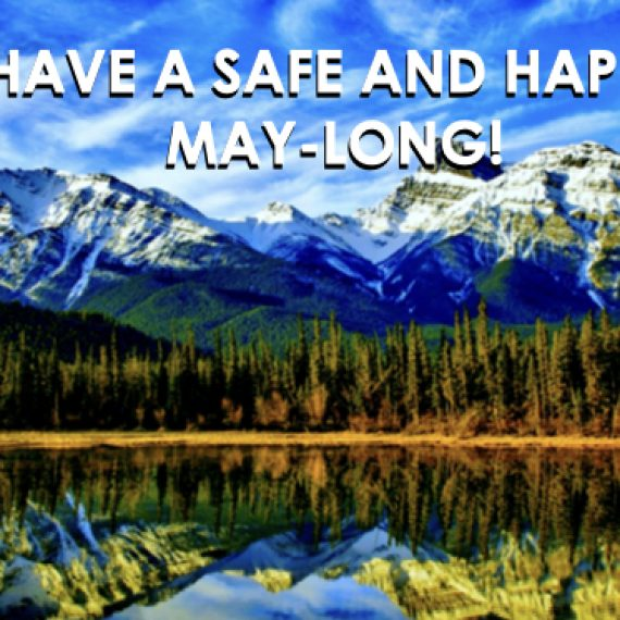 Happy Victoria Day Long-Weekend 2021
