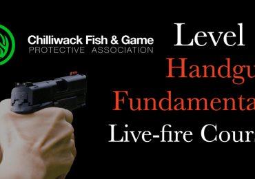 CFGPA Handgun Fundamentals Level 2