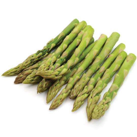 Asparagus for dried vegetable ingredients