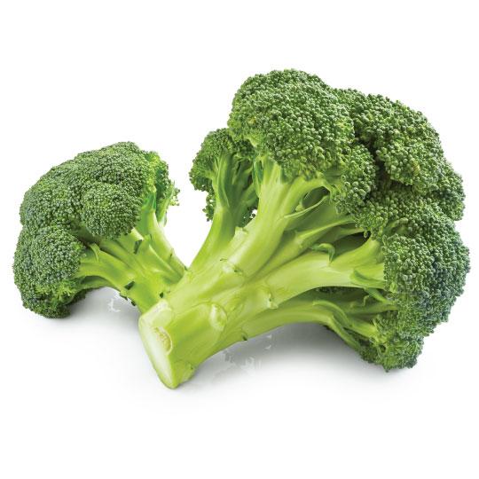 broccoli for dehydration