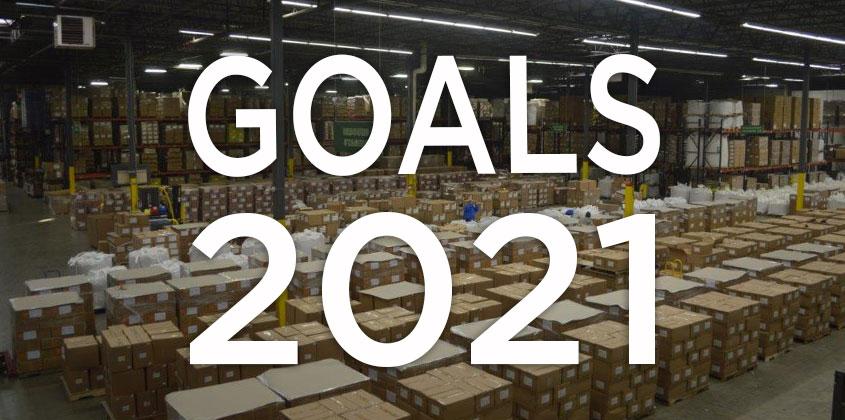 BCFoods' Goals for 2021