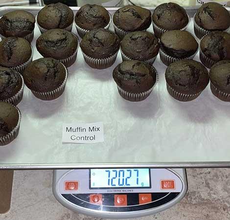 control muffins