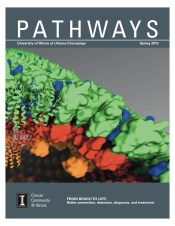Cover page of Pathway magazine