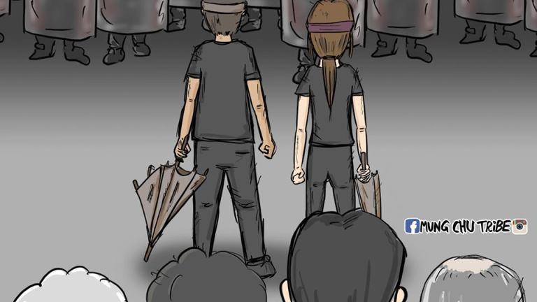 """年輕人追尋自己嘅自由, 拜託""""嗰班人""""唔好再踩佢哋"""