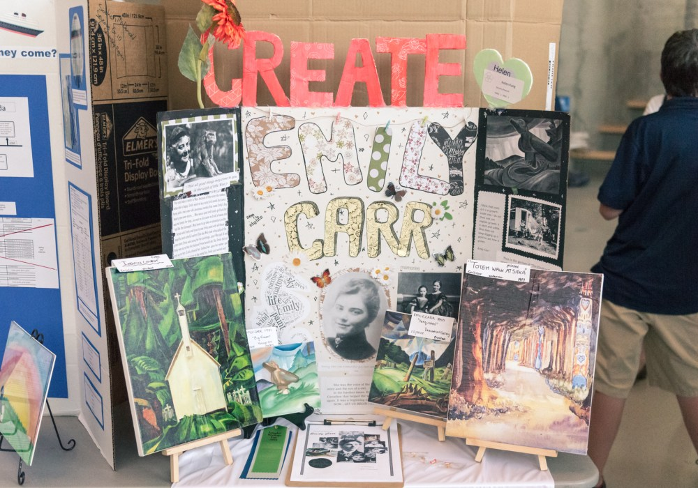 2016 BC Provincial Heritage Fair – Projects
