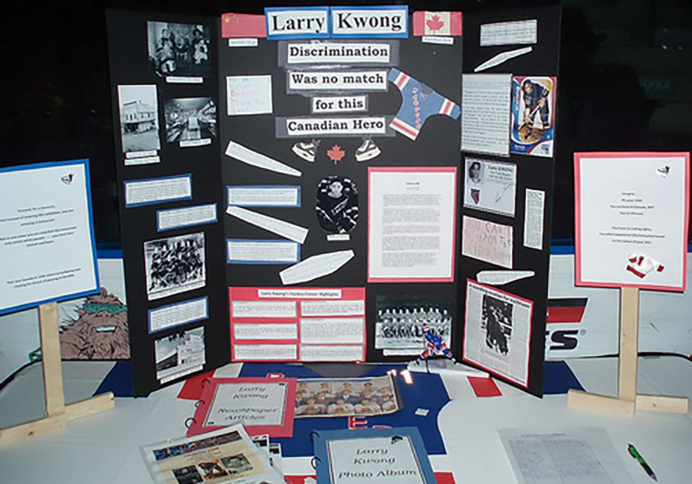Larry Kwong: Discrimination was no Match for this Canadian Hero
